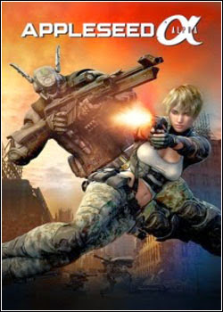 66 Appleseed Alpha + Legenda   BRRip