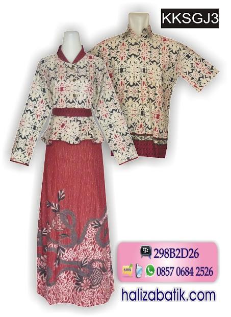 gambar batik, batik sarimbit modern, model baju batik
