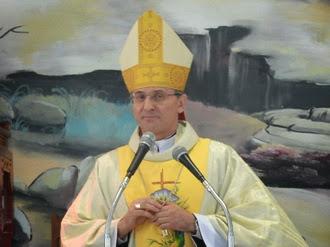 Bài giảng của ĐTGM Leopoldo Girelli tại giáo xứ An Ngải