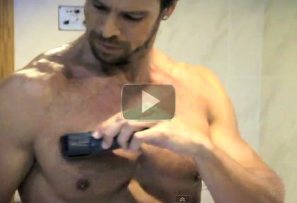 Rafa Martin - How to shave your chest
