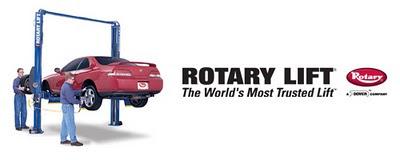 logo de rotary lift