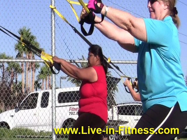 Live in Fitness Weight Loss Camp