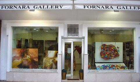 Galería de Arte en Puerto Banús, Fornara Gallery