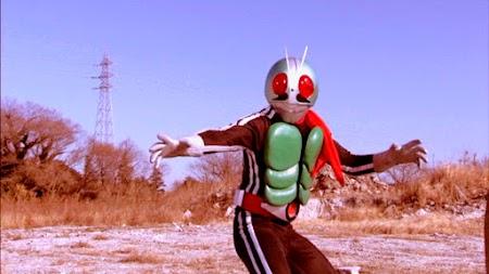 Kamen Rider Shin 1Gou