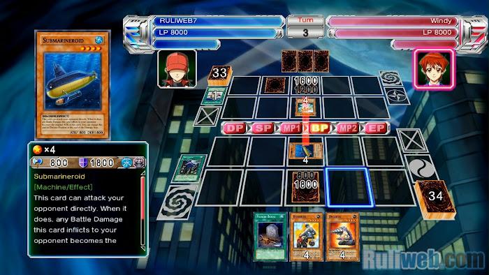 Thử nghiệm Yugi Oh 5DS phiên bản PS 3 - Ảnh 5