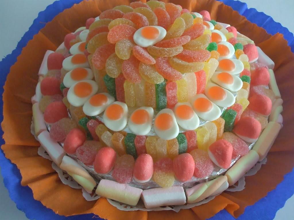 Cake Design Passo A Passo : Atelier de Artes e Saber: Bolo de Gomas