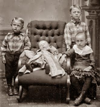Foto tirada no século XIX