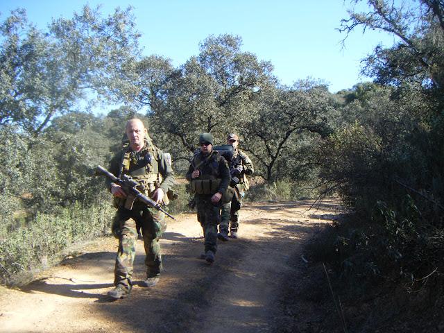 HDS en la Combat training DARK COMPROMISES DSCF7707