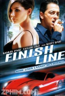 Siêu Tốc Độ Kinh Hoàng - Finish Line (2008) Poster