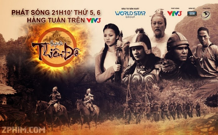 Ảnh trong phim Huyền Sử Thiên Đô - VTV3 Trọn Bộ 1