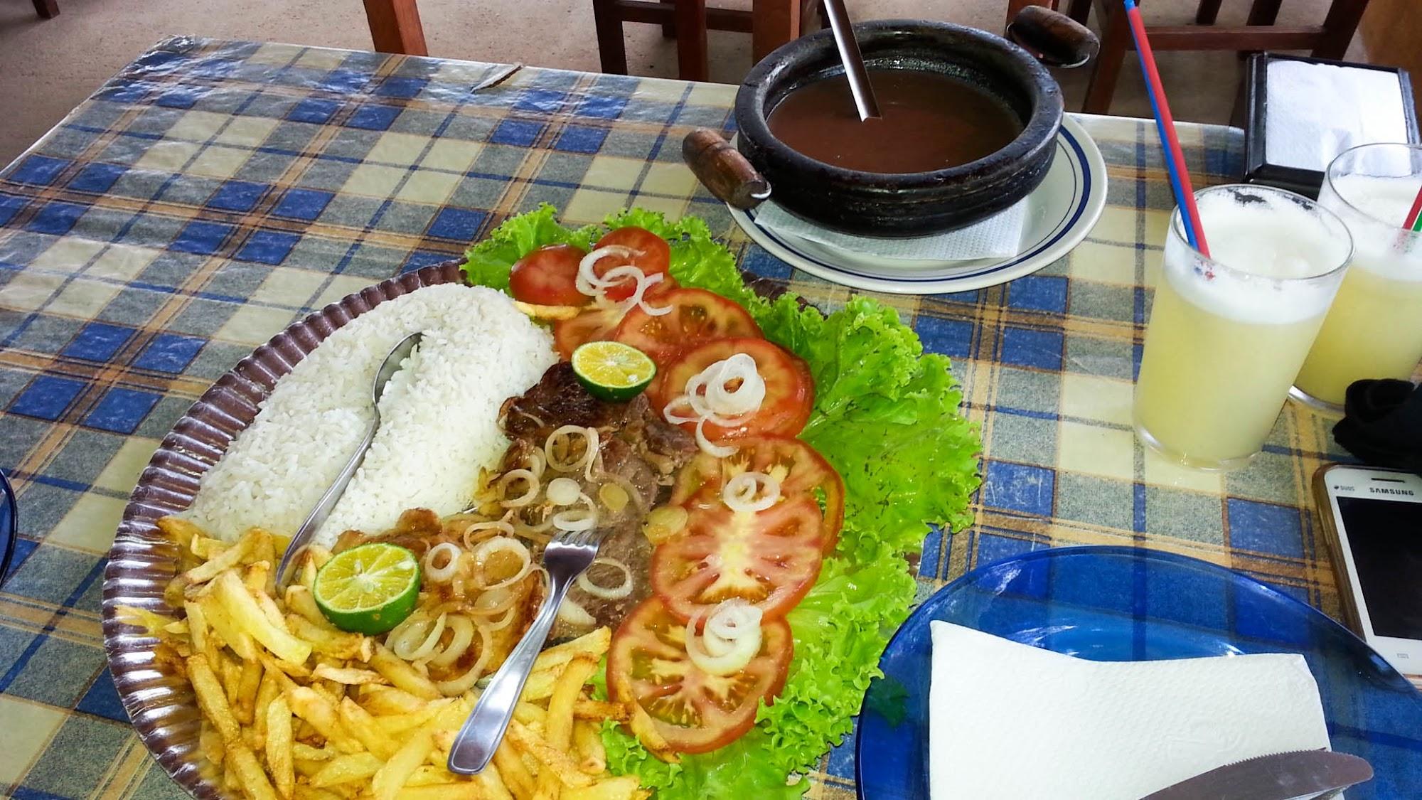 Restaurante em Carrancas