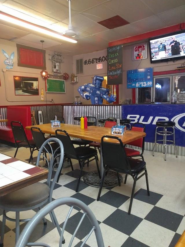 Texas Burgers Brews And Blues