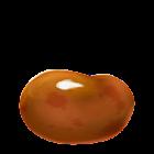 Una gelatina Tuttigusti + 1 al sapore di fagioli in scatola