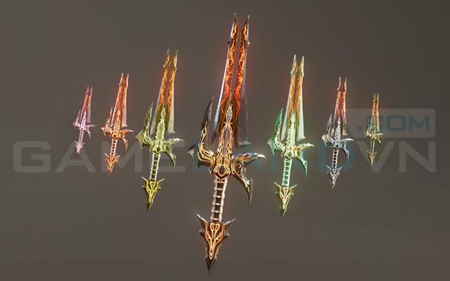Chiêm ngưỡng loạt vũ khí mới trong ArcheAge 1.0 6