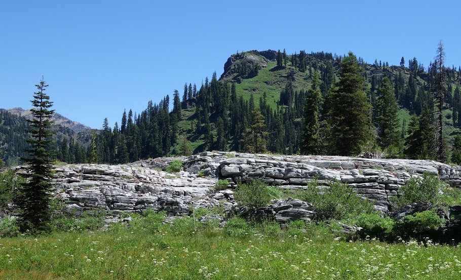 Hikes In The Marble Mountain Wilderness Jan 39 S Jaunts And