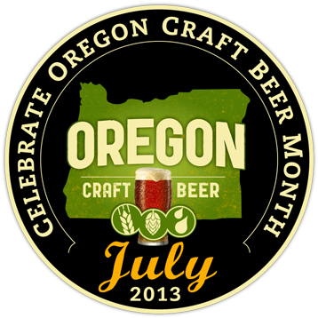 Oregon Craft Beer Month in July