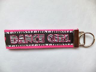 Dance Girl Pink/Black Zebra