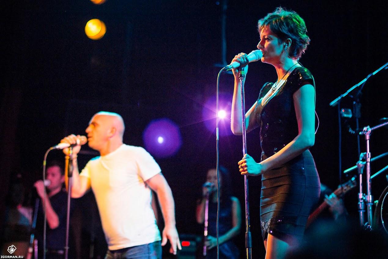 Концерт дуэта Непара - фото