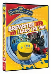 Chuggington Videos: Brewster Leads the Way DVD