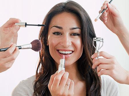 skupa ili jeftina šminka