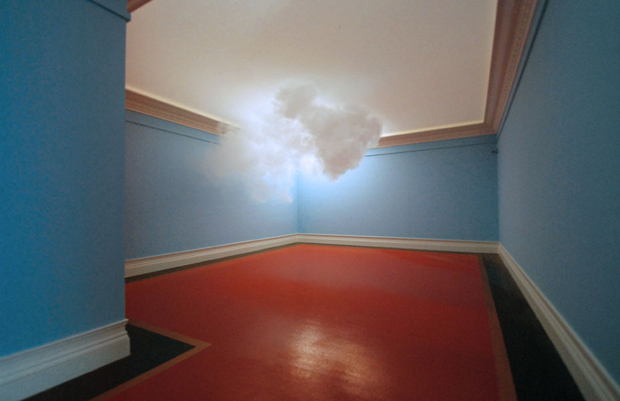 Cloud Installation by Berndnaut Smilde