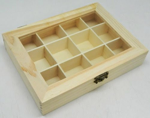 New design your own wood box diy unfinished sewing trinket for Design your own wooden ring