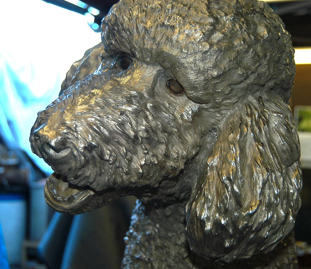 how to make a bronze sculpture video