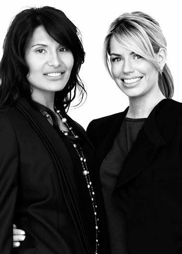 Goga Ashkenazi and Caroline Stanbury