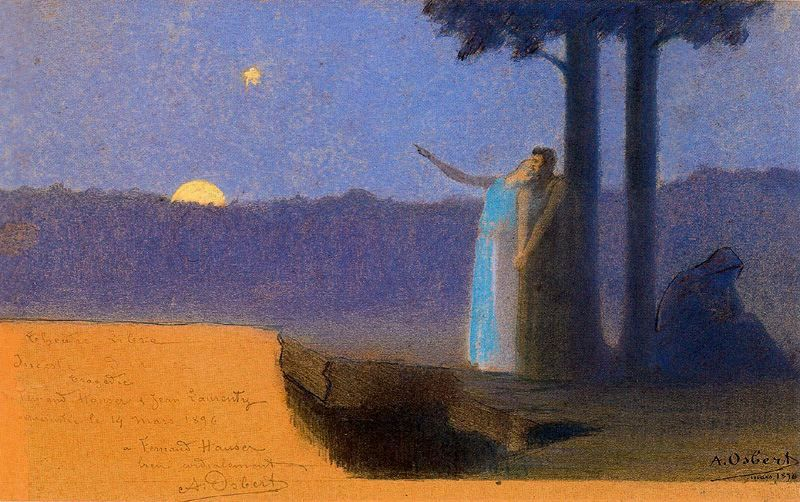 Alphonse Osbert - Incest of Souls