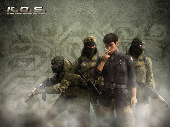 Hình nền game K.O.S Secret Operations - Ảnh 3
