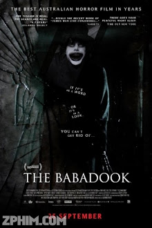 Sách Ma - The Babadook (2014) Poster