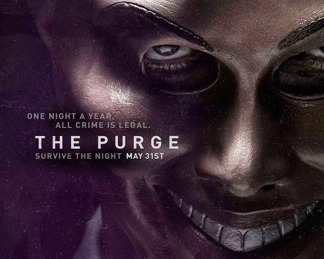 The Purge Movie Wallpaper