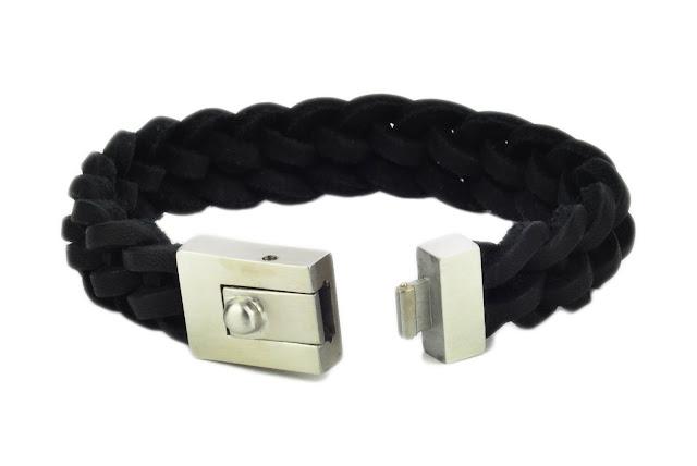 BraceletI 3 - Genuine Leather Bracelets and Keychains