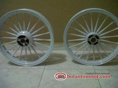 Velg Axio Palang 20 MX Modifikasi