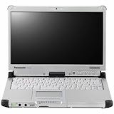 galeri gambar Panasonic Toughbook CF-C2 @ Lampung Bridge