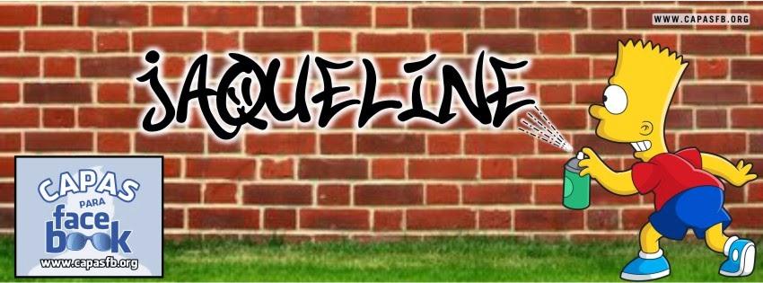Capas para Facebook Jaqueline