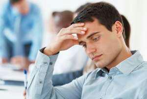 FOTO COWOK GANTENG STRES Obat sakit stress alami