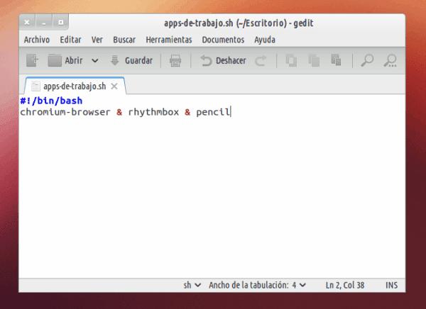 Cómo abrir varias aplicaciones al mismo tiempo en Linux