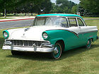 1956 Ford Fairlane Base Club Sedan 2dr. 292 w/ 3spd