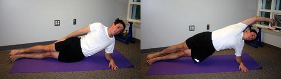 Transverse Plank