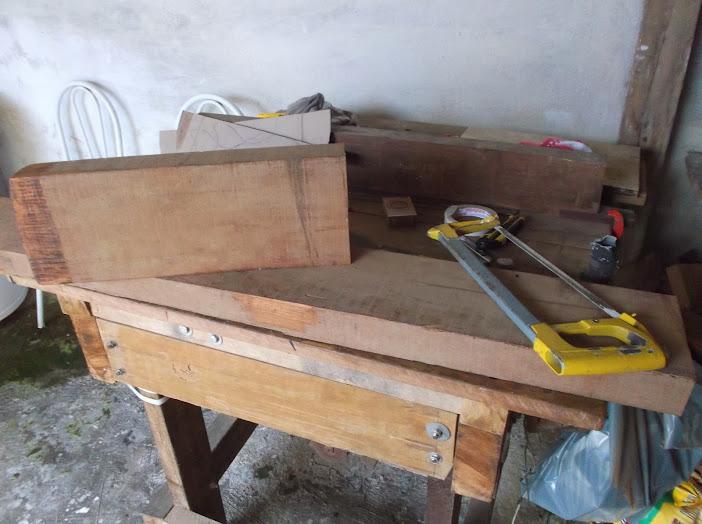 Construção inspirada Les Paul Custom, meu 1º projeto com braço colado (finalizado e com áudio) DSCF0426