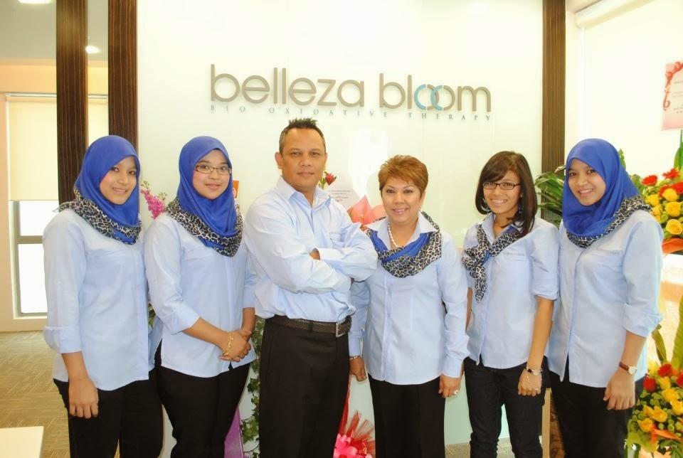 belleza bloom opening day
