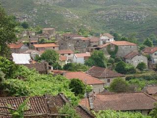 Paisagem - Casa na Aldeia Turística de Lindoso