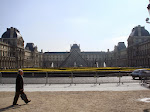 Looking back to the Louvre megastructure