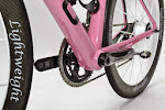 Pink Divo ST Shimano Dura Ace 9070 Di2 Complete Bike at twohubs.com