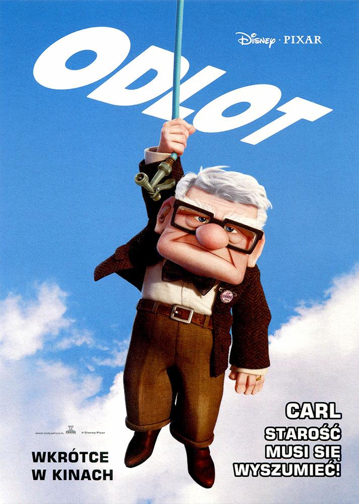 Grafika filmu 'Odlot (CARL)'