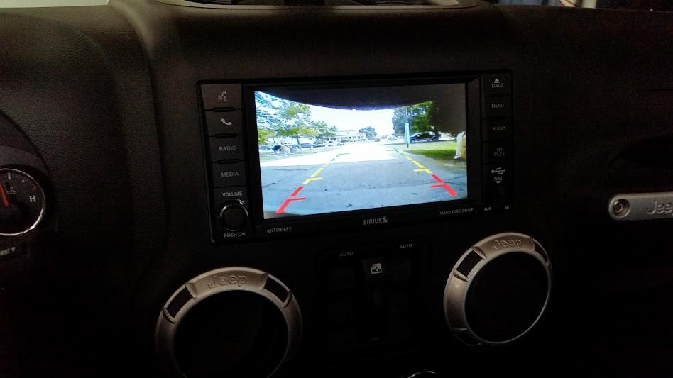 backup camera for 2012 jeep wrangler unlimited page 14 jeep wrangler forum. Black Bedroom Furniture Sets. Home Design Ideas