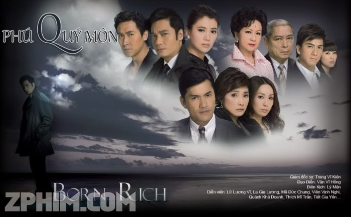 Ảnh trong phim Phú Quý Môn - Born Rich 1