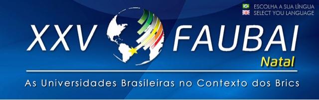 Assessores Internacionais das Universidades Brasileiras fazem fórum em Natal