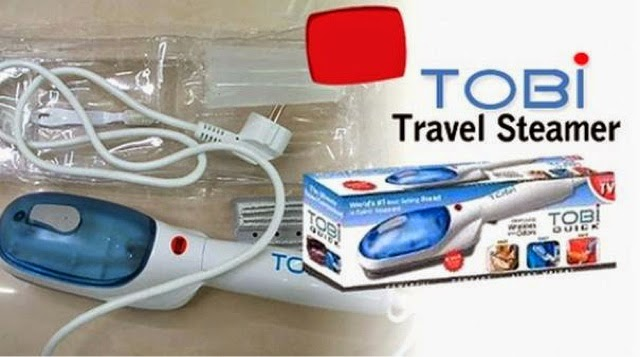 Tobi Professional Steamer IN BOX 500 value